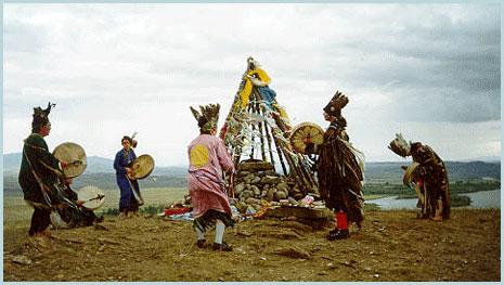 Современные шаманы
