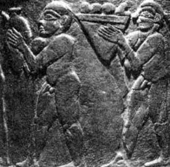 Путешествия Древних шумеров во времени