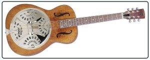 Гитара резонатор